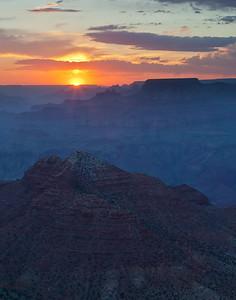 Desert View Lookout, Grand Canyon NP, AZ.