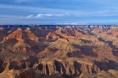 Hopi Point, Grand Canyon NP, AZ.