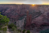 Spider Rock Sunrise