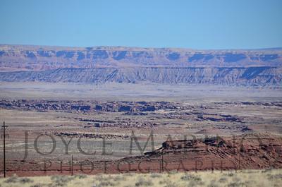 The Painted Desert:  DSC_1758 Original