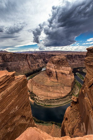 Horseshoe Bend Portrait 2