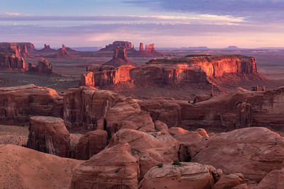 Sunrise at White Rock