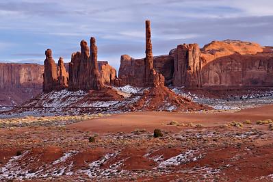 Navajo Totem