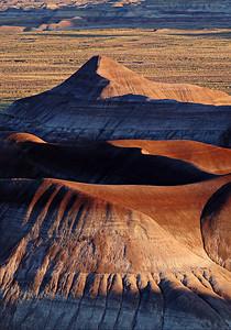 Dunes and Peak