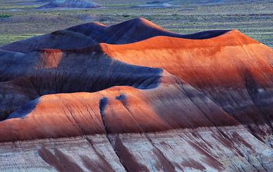 Chinle Dune Lines
