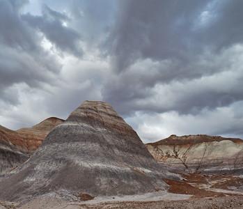 Blue Mesa Storm