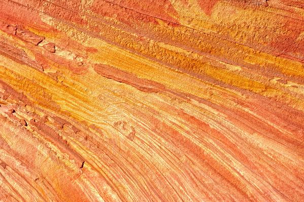 Sandstone Abstract - Cottonwood Cove - South Coyote Buttes - Arizona/Utah Border