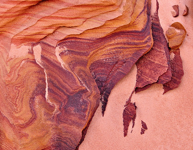 Sand and Stone South Coyote Buttes, Arizona
