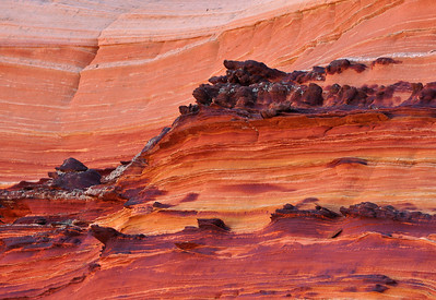 Iron Oxide layers