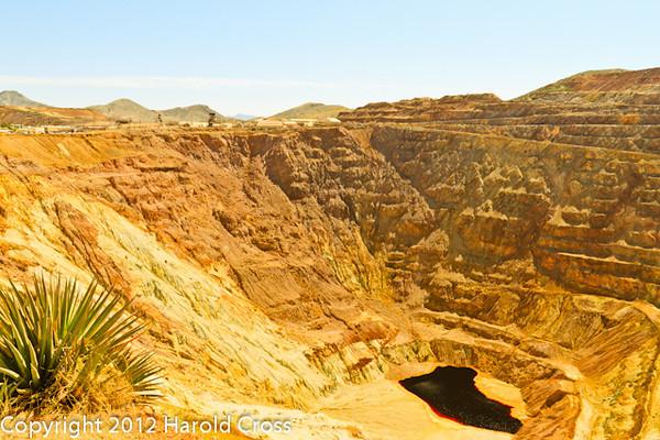 A landscape taken Feb. 23, 2012 in Bisbee, AZ.