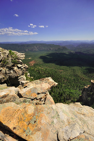 Arizona, Mogollon Rim