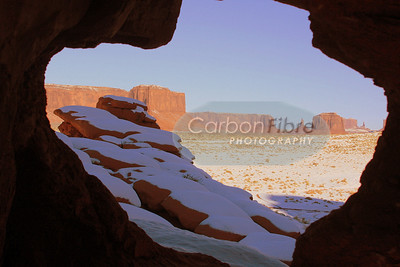 Keyhole, Monument Valley