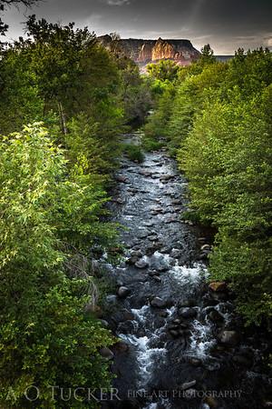 Beauty Of Oak Creek