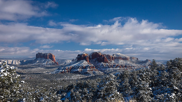 Sedona New Year Wonderland
