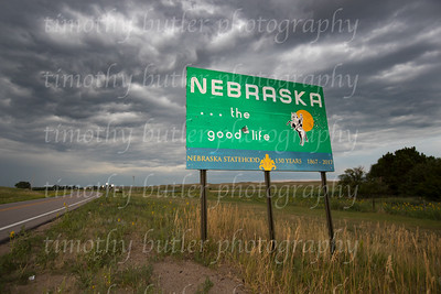 Nebraska/ South Dakota Border