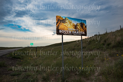 South Dakota/ Nebraska Border