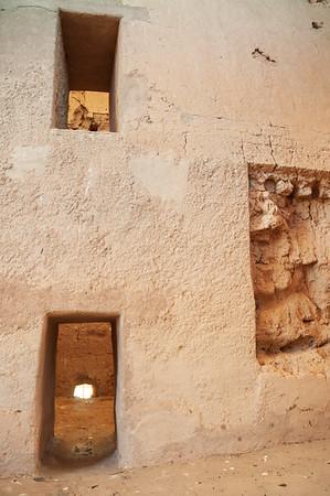 Adobe Ruins at Casa Grande National Monument
