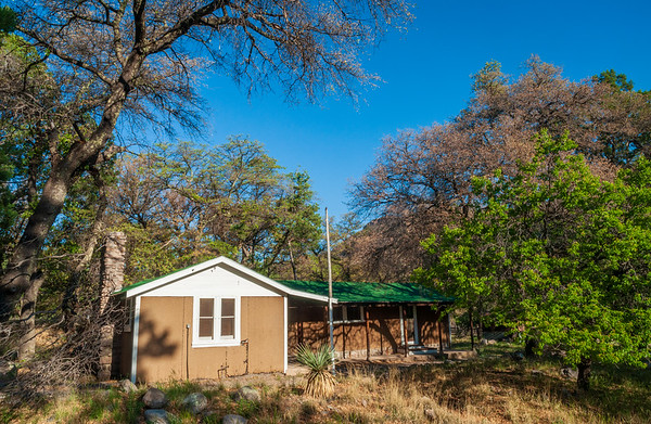 Small House at Chiricahua National Monument