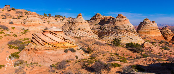 Coyote Buttes Teepees
