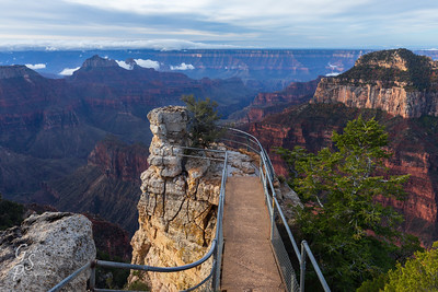 North Rim Overlook for One