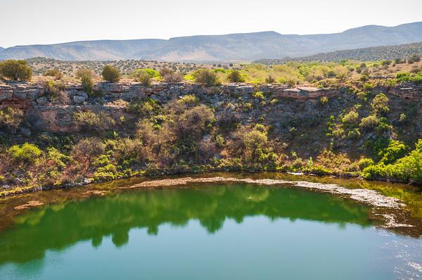 Montezuma Well unit of Montezuma Castle National Monument