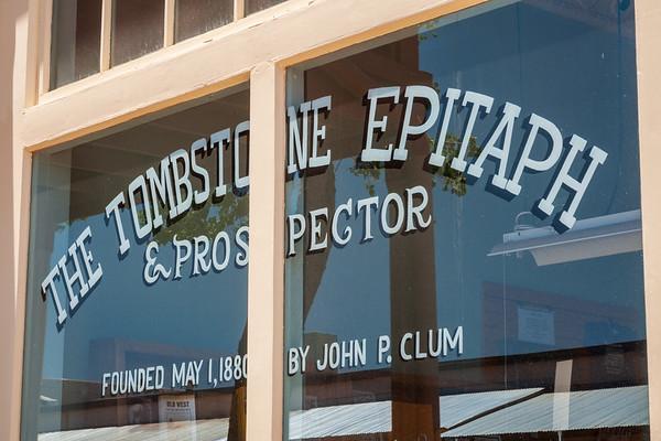Prospector Store at Tombstone, Arizona
