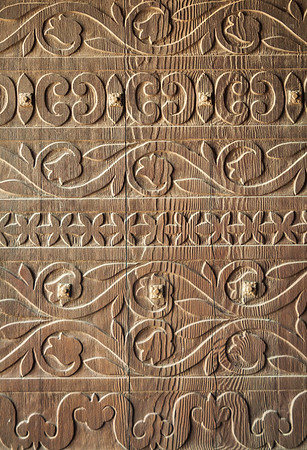 Wood Carvings at Tumacácori National Historical Park