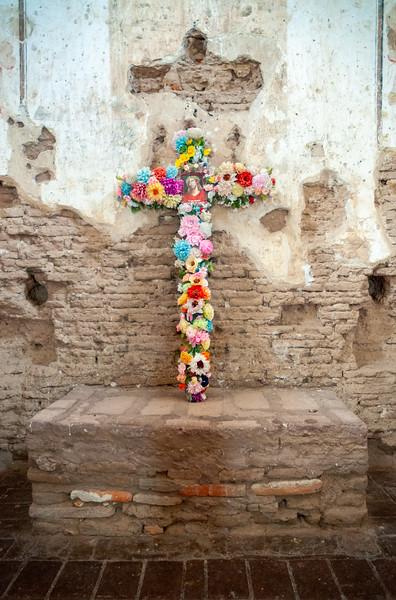 The Altar at Tumacácori National Historical Park