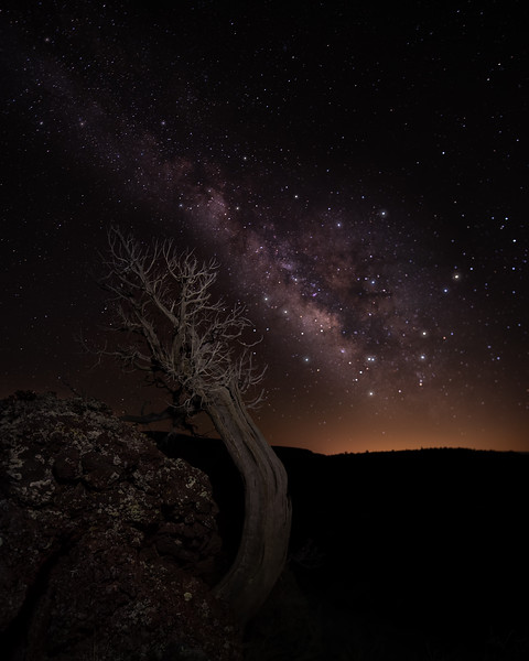Sycamore Canyon at NIght