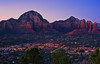 Arizona, Red Rock Country, Sedona, Sunset Landscape, 亚利桑那, 红岩 沙漠, 风景