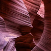 Rattle Snake Canyon - Rattlesnake Slot Canyon - Coconino Co., AZ
