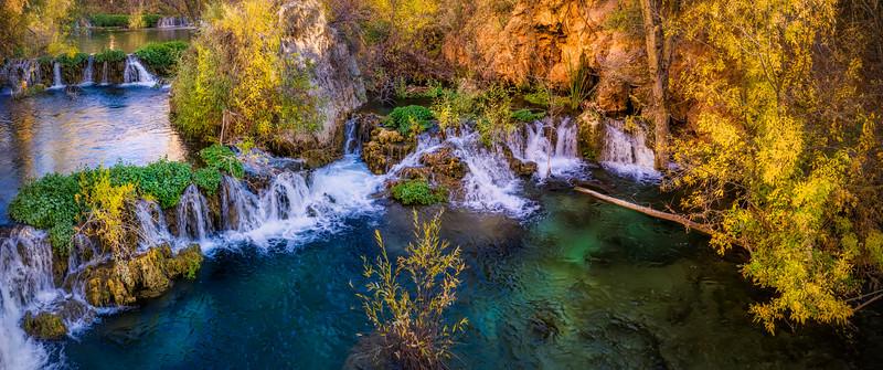 Terraced Falls