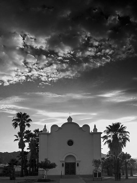 Cathedral at Ajo