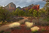Arizona, Sedona, Red Rock Country, Sunset Landscape, 亚利桑那, 红岩 沙漠, 风景