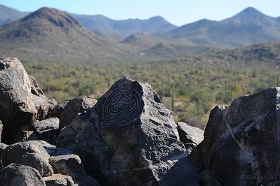 Petroglyphs, Saguaro National Park