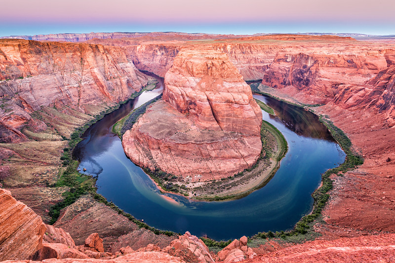 'The Void'  - A 280 degree bend of the Colorado River