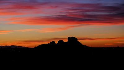 Phoenix Sunset IV