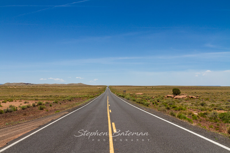 Desert Road Arizona