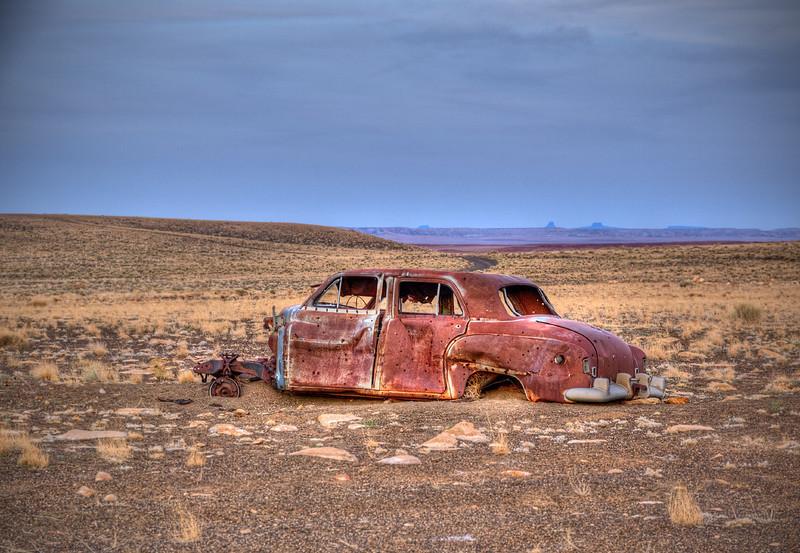 Navajo Land, Arizona