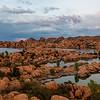 Electrical Storm @ Watson Lake, Prescott, AZ