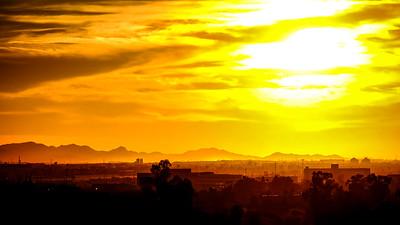 Phoenix Sunset II