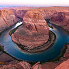 Horseshoe Bend.  Page, Arizona