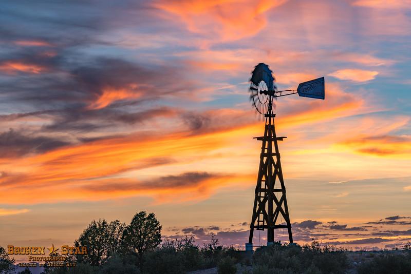 Wild West Windmill