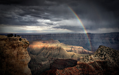 North Rim Grand Canyon, AZ