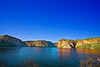 Arizona, Superstiton Wilderness, Lake Landscape,亚利桑那 沙漠, 风景