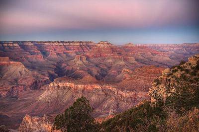 South Rim Grand Canyon, AZ