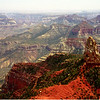 Mount Hayden - Point Imperial<br /> North Rim - Grand Canyon National Park - USA