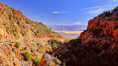 A Glimpse of the Verde Valley