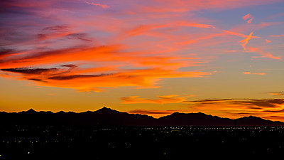 Phoenix Sunset I