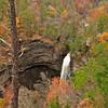 Petite Jean Cedar Falls Overlook 4